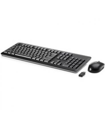 Kit teclado + raton hp 200 inalambrico - Imagen 1
