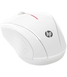 Mouse hp x3000 inalambrico blanco nieve