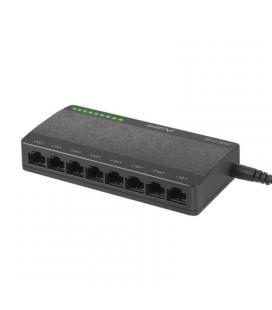 Switch lanberg dsp1-0108 - 8 puertos 10/100 - chipset realtek rtl8309n