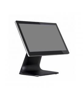Monitor táctil tm-156 led negro - 15.6'/39.6cm - 1366*768 60hz - svga - usb - 5ms - 300cd/m2 - vesa 75*75