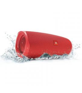 Altavoz inalámbrico jbl charge 4 red - 30w - bluetooth - ipx7 resist. al agua - bat. 7500mah función powerbank - func. manos