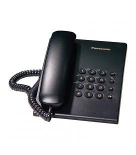 Telefono sobremesa panasonic mod. kx-ts500exb - color negro