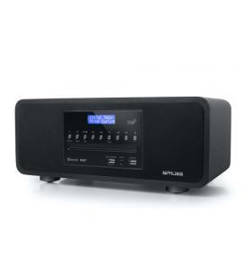 MUSE SISTEMA BLUETOOTH CON RADIO DAB+/FM, CD Y PUERTO USB