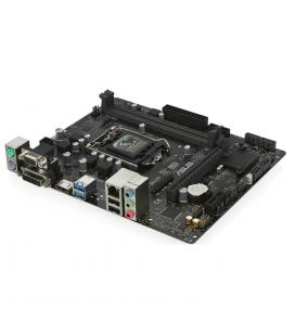 Placa base intel asus prime h310m-r r2.0 socket 1151 ddr4 x2 2666ghz max 32gb hdmi dvi-d d-sub micro atx caja blanca