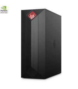 Pc hp omen obelisk 875-0910ns - i7-8700 3.2ghz - 16gb - 1tb+128gb ssd - gf gtx1050 4gb - wifi ac - bt 4.2 - w10 - teclado+ratón