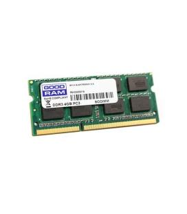 MODULO MEMORIA RAM S/O DDR3 4GB PC1333 GOODRAM
