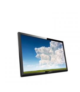 Televisor led philips 24phs4304/12 negro - 24'/60.9cm - hd ready 1366*768 - 4:3/16:9 - dvb-t/t2/t2-hd/c/s/s2 - 6w rms - 2*hdmi