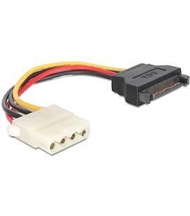 Gembird Cable Alim. SATA(M) a Molex(H) 0.15Mts - Imagen 1