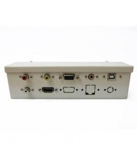 Caja conex. Pizarr.con conecHDMI+cables 5m(noHDMI) - Imagen 1