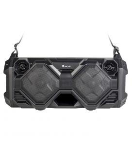 Altavoz premium portatil ngs streetfusion 100w/ usb/ micro sd/ bluetooth/ radio fm - Imagen 1
