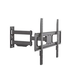 Soporte de pared aisens wt70tsle-025 para pantallas 37-70'/94-177cm - hasta 50kg - giratorio / inclinable / nivelable - vesa