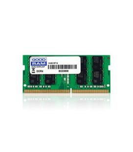 MODULO S/O DDR4 8GB PC2666 GOODRAM RETAIL CL19 SODIMM GR266
