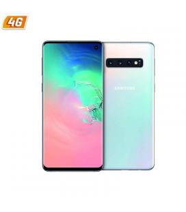 Smartphone móvil samsung galaxy s10 white - 6.1'/15.4cm - cam (12+16+12)mp/10mp - exynos 9820 octa - 128gb - 8gb ram - android -