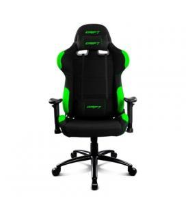 Drift DR100BG Silla Gaming Negra/Verde - Imagen 1