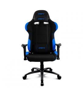 Drift DR100BL Silla Gaming Negra/Azul - Imagen 1
