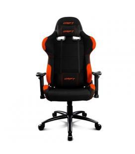 Drift DR100BO Silla Gaming Negra/Naranja - Imagen 1