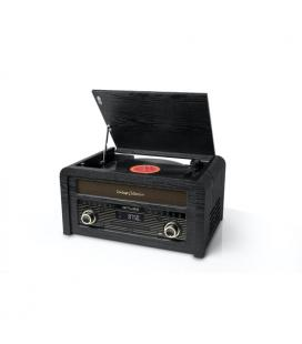 MUSE TURNTABLE MICRO SYSTEM MT-115 W - Imagen 1