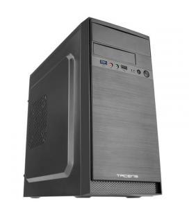 Caja minitorre tacens anima ac4 -1*usb 3.0/1*usb2.0 + hd audio y micrófono - admite vga max 310mm - frontal aluminio pulido