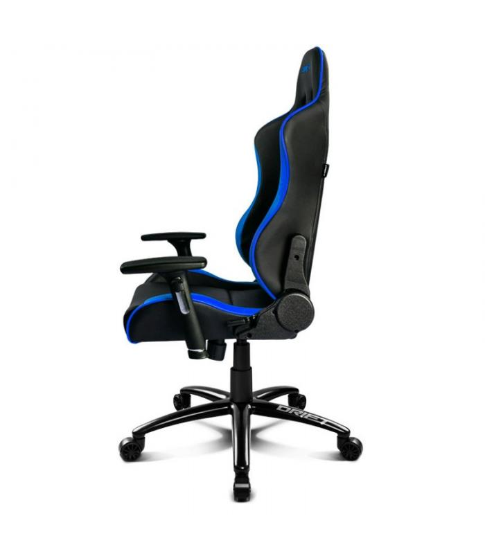 Drift dr200bl silla gaming negra azul for Rebajas sillas gaming