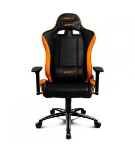 Drift DR200BO Silla Gaming Negra/Naranja