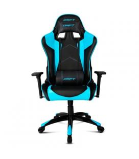 Drift Silla Gaming DR300 Negro/Azul - Imagen 1
