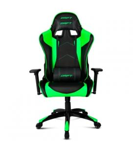 Drift Silla Gaming DR300 Negro/Verde - Imagen 1