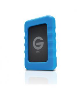 DISCO DURO EXTERNO / G-TECHNOLOGY G-DRIVE EV RAW / 2 TB / NEGRO
