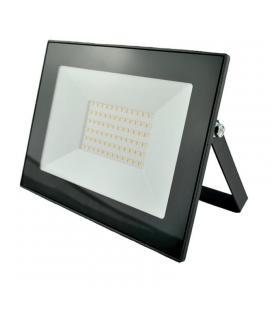 Proyector smd iglux 971210-f - 10w - 800 lumenes - 5500ºk - ip65 - apertura 110º - aluminio negro - Imagen 1