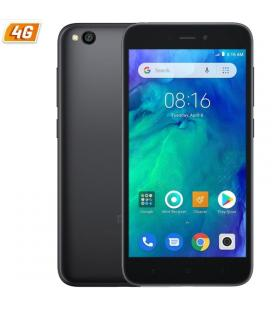 Smartphone móvil xiaomi redmi go black - 5'/12.7cm - qc 1.4ghz - 1gb ram - 8gb - cam 5/8 mp - 4g - dual sim - bat 3000mah