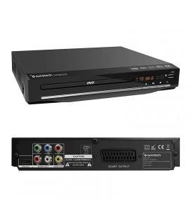 Reproductor dvd sunstech dvpmh225bk - dvd+-r/rw - cd/-r/-rw - pal/ntsc - usb - hdmi - scart - rgb - mando a distancia - Imagen 1