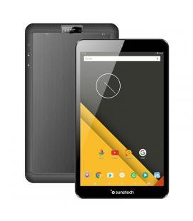 Tablet sunstech tab88qcbt - qc 1.3ghz - 1gb ram - 16gb - 8'/20.3cm 1280*800 - android 6.0.1 - cam vga/2mpx - bt4.0 - bat 3500mah
