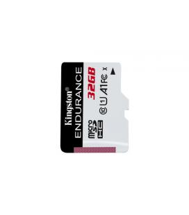 KINGSTON 32GB MICROSDHC ENDURANCE 95R/30W C10 A1 UHS-I CARD ONLY