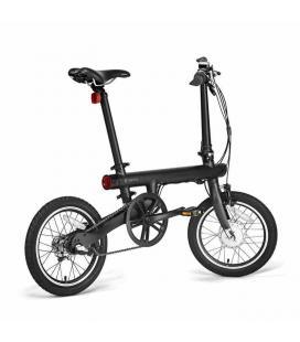 Bicicleta eléctrica xiaomi qicycle híbrida - motor 250w - batería panasonic - ordenador a bordo - shimano nexus 3 velocidades -