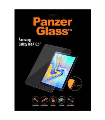 Protector de pantalla panzerglass 7169 para tablet samsung galaxy tab a 10.5'/26.6cm - cristal templado 0.4mm - cobertura - Imag