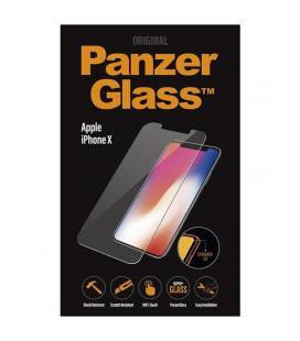 Protector de pantalla panzerglass 2622 para iphone x/xs - cristal templado 0.4mm - para superficie no curva
