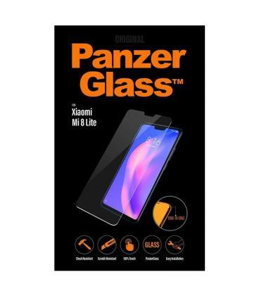 Protector de pantalla panzerglass 8009 para xiaomi mi 8 lite - cristal templado 0.4mm - cubre todo el frontal - Imagen 1