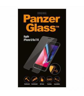 Protector de pantalla panzerglass 2003 para iphone 6/6s/7/8 - cristal templado 0.4mm - bordes redondeados
