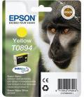 TINTA EPSON STYLUS AMARILLA S20 SX105 SX205 405 - Imagen 7