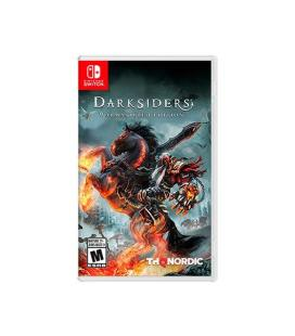 JUEGO NINTENDO SWITCH DARKSIDERS WAR MASTER ED.