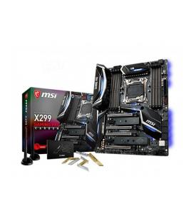 PLACA BASE MSI 2066 X299 GAMING PRO CARBON