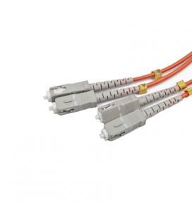 Gembird Cable Fibra Óptica Duplex Mult. SC/SC 1 Mt