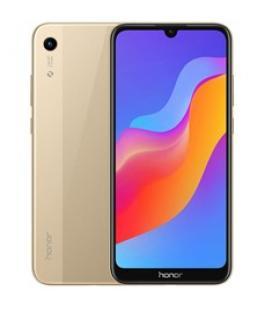 """Telefono movil smartphone honor 8a gold 6.09""""/ 32gb rom/ 2gb ram/ 13mpx-8mpx/ octa core/ 3020 mah/ 18:9/ dual sim/ huella"""