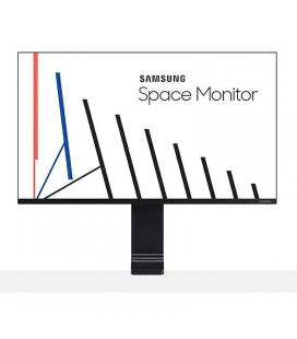 Monitor samsung space s27r750qeu - 27'/68.5cm - 2560*1440 - 250cm/m2 - 4ms - mini displayport - hdmi - ajustable en altura
