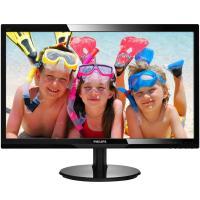 Monitor led philips 246v5lsb 24' / 60.96cm 16:9 fullhd 60hz 5ms 250cd/m2 10m:1 vga dvi con smartcontrol lite negro