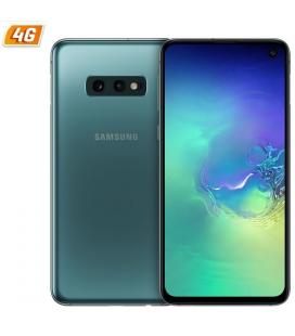 Smartphone móvil samsung galaxy s10e green - 5.8'/14.7cm - cam (12+16)/10mp - exynos 9180 octa - 128gb - 6gb ram - android 9 -