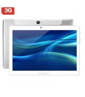 Tablet con 3g sunstech tab1081 silver - qc 1.3ghz - 2gb ram - 32gb - 10.1'/25.6cm 1280*800 - android 8.1 - 2/5mpx - dual sim -