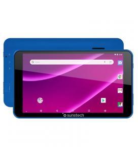 Tablet sunstech tab781 blue - qc 1.2ghz - 1gb ram - 8gb - 7'/17.7cm 1024*600 - android 8.1 - cam vga - bat 2400mah