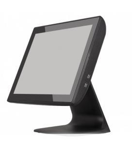 Tpv kt-800 led ft - qc j1900n 1.97ghz - 4gb ddr3 - 64gb ssd - monitor 15.6'/39.6cm led flat true táctil - pantalla lcd 2*20