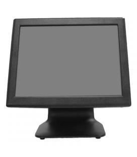 Tpv kt-800 led lc negro - dc j1800n 2.0ghz - 2gb ddr3 - 32gb ssd - monitor 15'/38.1cm led táctil - pantalla lcd 2*20