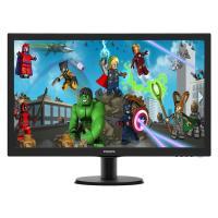 Monitor philips 273v5lhsb - led - 27'/68.6cm - 1920x1080 full hd - smart control lite - 300 cd/m2 - 5ms - 10m:1 - vga - hdmi -